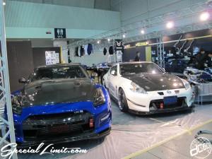Tokyo Auto Salon 2014 in Makuhari messe custom 東京オートサロン 日産