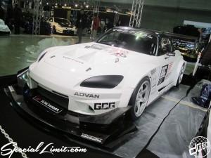 Tokyo Auto Salon 2014 in Makuhari messe custom 東京オートサロン カスタム S2K topfuel