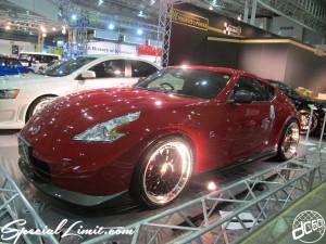 Tokyo Auto Salon 2014 in Makuhari messe custom 東京オートサロン カスタム z34