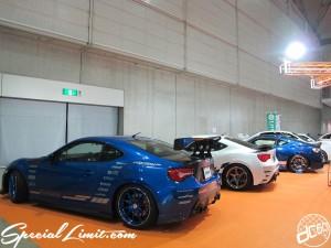 Tokyo Auto Salon 2014 in Makuhari messe custom 東京オートサロン 86 brz カスタム