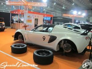 Tokyo Auto Salon 2014 in Makuhari messe custom 東京オートサロン lotus ロータス