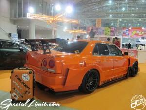 Tokyo Auto Salon 2014 in Makuhari messe custom 東京オートサロン カスタム R34 スカイライン