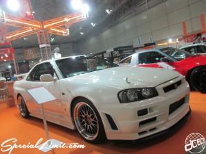 Tokyo Auto Salon 2014 in Makuhari messe custom 東京オートサロン カスタム skyline