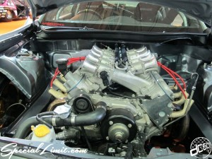 Tokyo Auto Salon 2014 in Makuhari messe custom 東京オートサロン 86 ls1 V8