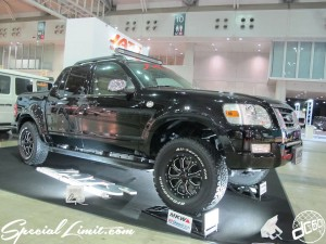 Tokyo Auto Salon 2014 in Makuhari messe custom 東京オートサロン truck