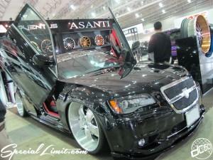 Tokyo Auto Salon 2014 in Makuhari messe custom 東京オートサロン as anti wheels pg motoring 300c