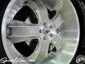 Tokyo Auto Salon 2014 in Makuhari messe custom 東京オートサロン asanti wheels
