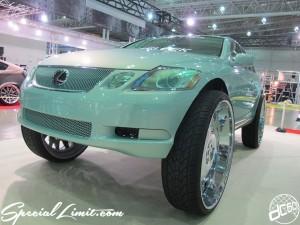 "Tokyo Auto Salon 2014 in Makuhari messe custom 東京オートサロン lexus gs ネクストワークス JLUG forgiato 32"""