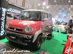 Tokyo Auto Salon 2014 in Makuhari messe custom 東京オートサロン suzuki husler