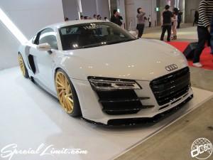 Tokyo Auto Salon 2014 in Makuhari messe custom 東京オートサロン Audi r8 アウディ