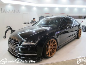 Tokyo Auto Salon 2014 in Makuhari messe custom 東京オートサロン アウディ AUDI