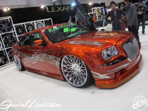 Tokyo Auto Salon 2014 in Makuhari messe custom 東京オートサロン LEXANI FORGIED 300C P.G Motoring ハスラー