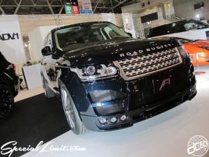 Tokyo Auto Salon 2014 in Makuhari messe custom 東京オートサロン レンジローバー