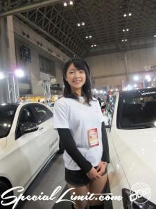 Tokyo Auto Salon 2014 in Makuhari messe Image girl 東京オートサロン 幕張メッセ キャンペーンガール キャンギャル