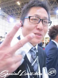 Tokyo Auto Salon 2014 in Makuhari messe custom 東京オートサロン ワーク 中山クン WORK