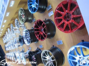 Tokyo Auto Salon 2014 in Makuhari messe custom 東京オートサロン WORK Wheels ワーク 新作ホイール