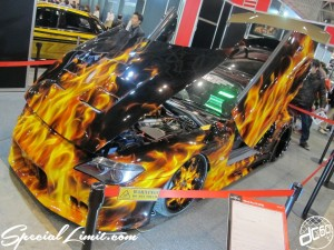 Tokyo Auto Salon 2014 in Makuhari messe custom 東京オートサロン 尾林ファクトリー OBAYASHI SUPRA