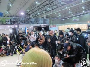 Tokyo Auto Salon 2014 in Makuhari messe custom 東京オートサロン JLUG ブース