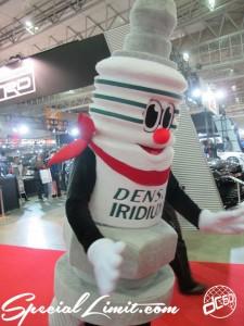 Tokyo Auto Salon 2014 in Makuhari messe custom 東京オートサロン ゆるキャラ DENSO