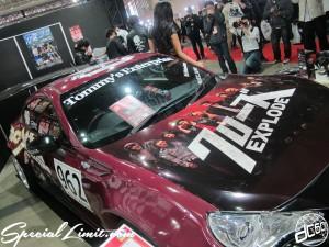 Tokyo Auto Salon 2014 in Makuhari messe custom 東京オートサロン クローズ