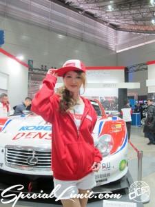 Tokyo Auto Salon 2014 in Makuhari messe Image girl 東京オートサロン 幕張メッセ 過激 キャンギャル denso