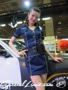 Tokyo Auto Salon 2014 in Makuhari messe Image girl 東京オートサロン 幕張メッセ 過激 キャンギャル goodyear