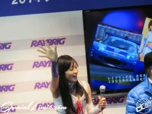 Tokyo Auto Salon 2014 in Makuhari messe Image girl 東京オートサロン 幕張メッセ 過激 キャンギャル raybrig