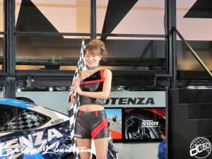 Tokyo Auto Salon 2014 in Makuhari messe potenza Image girl 東京オートサロン 幕張メッセ 過激 キャンギャル