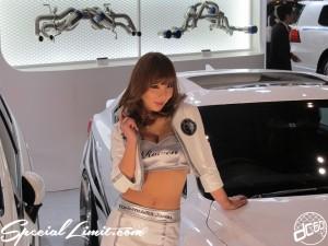 Tokyo Auto Salon 2014 in Makuhari messe Image girl rowen
