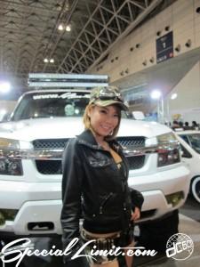 Tokyo Auto Salon 2014 in Makuhari messe Image girl rowen 東京オートサロン 過激キャンギャル