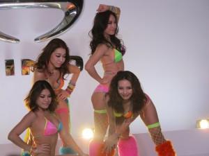 Tokyo Auto Salon 2014 in Makuhari messe Campaign Girl 東京オートサロン 幕張メッセ キャンギャル キャンペーンガール