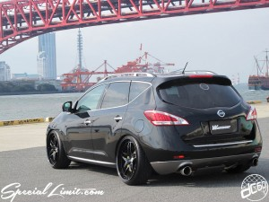 Slammed MURANO on TWS Shooting WAGONIST Mag.
