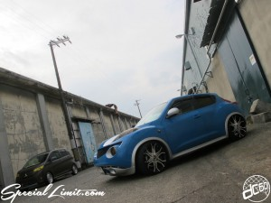 JUKE Custom Project Shooting WAGONIST Mag. MYRTLE dc601 ek Custom project