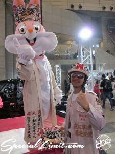Tokyo Auto Salon 2014 in Makuhari messe custom 東京オートサロン 特攻服