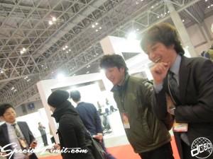 Tokyo Auto Salon 2014 in Makuhari messe custom 東京オートサロン エクシズルメンバー FORGIATO ブース