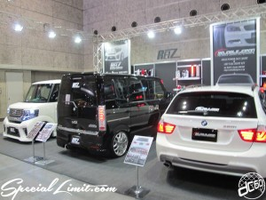Osaka Auto Messe 2014 Car & Customize Motor Show Intex SUPER GT N's Factory New NSX GTR AIR RUNNER ACUAIR DAD G-Corporation REIZ REVOLVER CHEVORLET FORGIATO BMW EVERY Taillamp