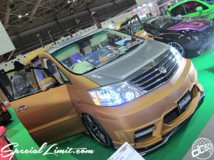 Osaka Auto Messe 2014 Car & Customize Motor Show Intex SUPER GT N's Factory New NSX GTR AIR RUNNER ACUAIR DAD G-Corporation REIZ REVOLVER CHEVORLET FORGIATO ALPHAD