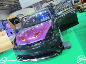 Osaka Auto Messe 2014 Car & Customize Motor Show Intex SUPER GT N's Factory New NSX GTR AIR RUNNER ACUAIR DAD G-Corporation REIZ REVOLVER CHEVORLET FORGIATO IVV