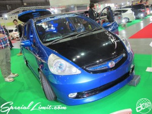 Osaka Auto Messe 2014 Car & Customize Motor Show Intex SUPER GT N's Factory New NSX GTR AIR RUNNER ACUAIR DAD G-Corporation REIZ REVOLVER CHEVORLET FORGIATO Custom FIT