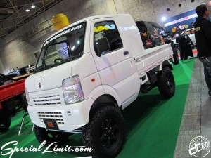 Osaka Auto Messe 2014 Car & Customize Motor Show Intex Custom 4×4 Prostaff Truck