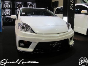 Osaka Auto Messe 2014 Car & Customize Motor Show Intex Custom FABULOUS PRIUS