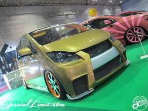 Osaka Auto Messe 2014 Car & Customize Motor Show Intex Custom MOVE Body Kit