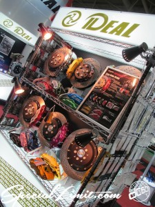 Osaka Auto Messe 2014 Car & Customize Motor Show Intex Custom IDEAL Booth