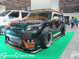 Osaka Auto Messe 2014 Car & Customize Motor Show Intex Slammed Wide Body 170 MOTORING Lumion