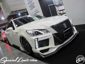 Osaka Auto Messe 2014 Car & Customize Motor Show Intex Custom JEWELRY CROUN BODY KIT