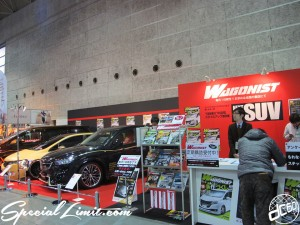 Osaka Auto Messe 2014 Car & Customize Motor Show Intex Custom WAGONIST Booth