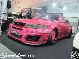 Osaka Auto Messe 2014 Car & Customize Motor Show Intex Custom V-VISION MARK-2