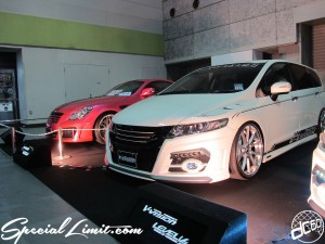 Osaka Auto Messe 2014 Car & Customize Motor Show Intex Custom V-VISION Odyssey Soarer LEXUS SC