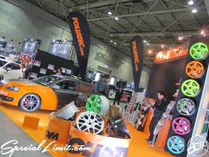 Osaka Auto Messe 2014 Car & Customize Motor Show Intex Custom FOLIATEC Audi Paint