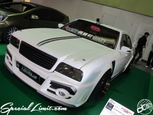 Osaka Auto Messe 2014 Car & Customize Motor Show Intex Custom LEVELVS Wide Body